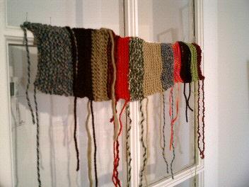 Que faire des restes de laines ?